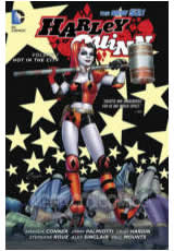 Harley Quinn TP 01 Hot In The City (N52)