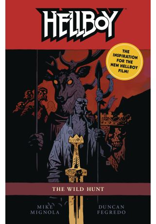 Hellboy Wild Hunt TP 2nd Edition
